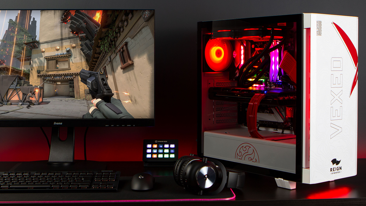 Grab yourself a Vexed Gaming Esports PC Bundle!